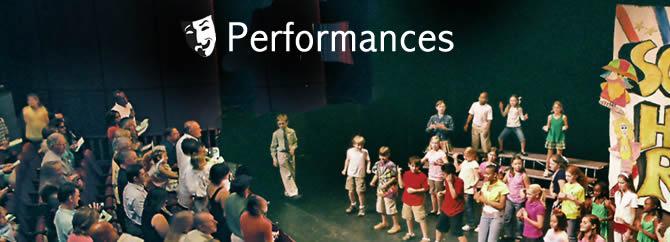 Central PA Performances